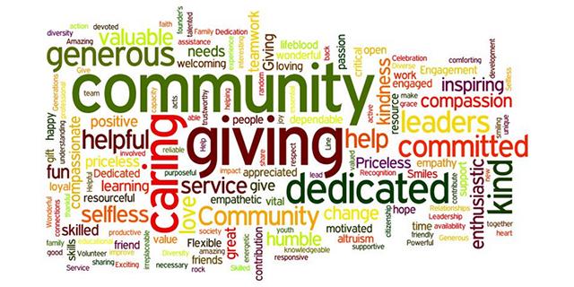 Volunteer for Community